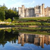 The Road Less Traveled-Skibo Castle Scotland