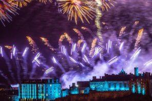 Outlander-ish New Year's Celebration in Scotland